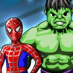 Гонка супергероев