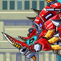 Робот Огненный Носорог