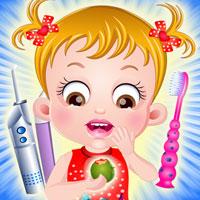 Хейзел у дантиста