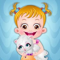 Малышка Хейзел и Непослушный Кот