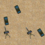 Военные Действия в Пустыне