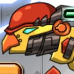 Дино робот