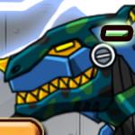 Тиранозавр солдат
