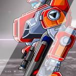 Собери робота-воина