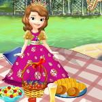 София Первый пикник