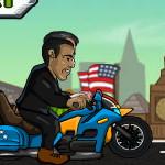 Президентские гонки на мотоциклах