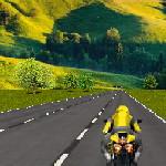 Супер мотоциклетный заезд