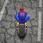 Байкер человек-паук