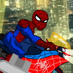 Spider-Man Racing