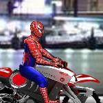 Городские гонки Человек-Паук