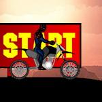 Паук мотоциклист