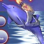 Лазерный дельфин