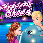 Шоу дельфинов 4