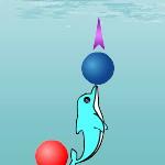 Мячи дельфина