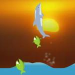 Дельфин трюкач 2