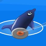 Прыжки дельфина