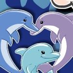 Подводный дом для дельфинов