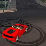 Симулятор вождения в городе