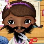 Доктор Плюшева: Стрижка бороды