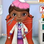 Доктор Плюшева в скорой помощи