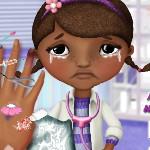 Доктор Плюшева: Лечение руки