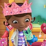Доктор Плюшева: Игра в принцессу