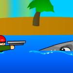 Буйство акулы