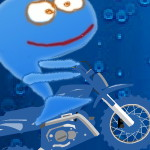 Акулий мотоцикл