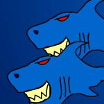 Акулья атака