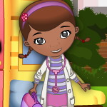 Доктор Плюшева: Одевалка
