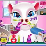 Анжела: Лечение носа