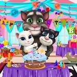 День рождения малыша Тома
