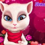 Анжела: Макияж на день Валентина