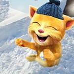 Говорящий кот: Снежная забава друзей