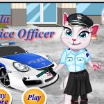 Анжела: Офицер полиции