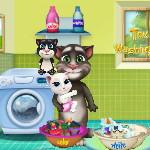 Кот Том: Семейная стирка