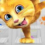Говорящий Кот: Забава рыжика