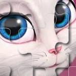 Анжела: Розовый пазл