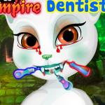 Вампир Анжела у дантиста
