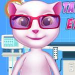 Говорящая Анжела: Уход за зрением