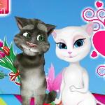 Говорящий Том и Анжела: День Валентина
