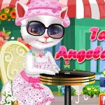 Говорящая Анжела: Весенняя одевалка