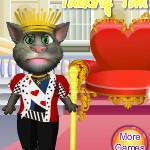 Кот Том Становится королем