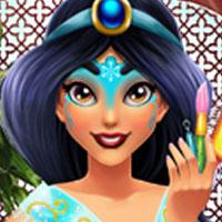 Принцесса Жасмин: Подготовка к свадьбе