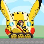 Покемоны: Танковые сражения