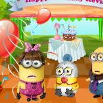 Миньоны: Вечеринка ко дню рождения