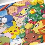 Покемоны: Новогодний пазл