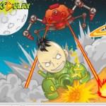 Инопланетный удар
