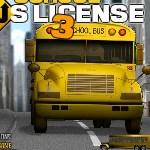 Вождение школьного автобуса 3