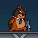Медведь шпион